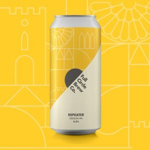 Repeater Session IPA – 4.2% (440 ml)