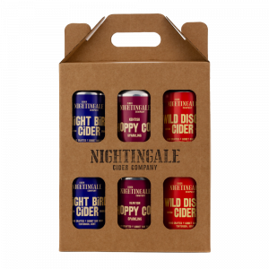 Nightingale Mixed Can Case