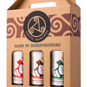 Traditional Cider Gift Pack, 3 x 500ml bottles