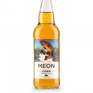 Brown Trout Medium Dry Sparkling Cider 6% ABV Case of 12x500ml