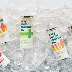 the easy choice hard seltzer set