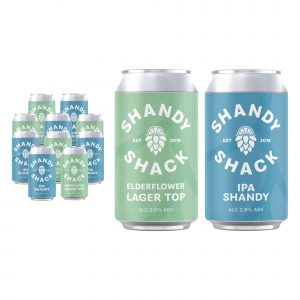 Shandy Shack Mixed Case 330ml Cans